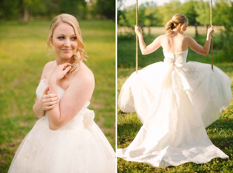 Natural Light Bridals